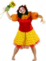 Happy Clown Costume
